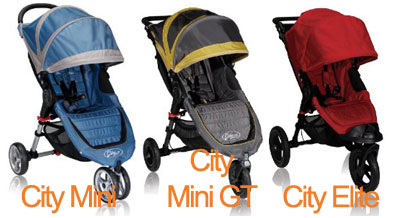 Baby Jogger Baby Chattel